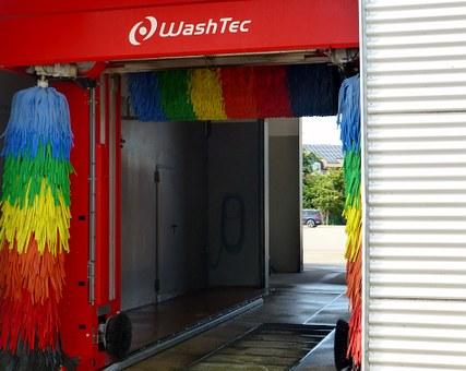 koszt budowy myjni samochodowej