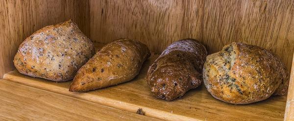 Widziałam w sklepie nowoczesne chlebaki