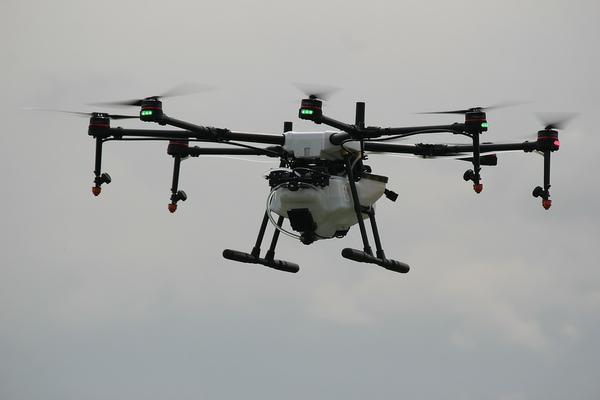 zdjęcia z drona w śląskim