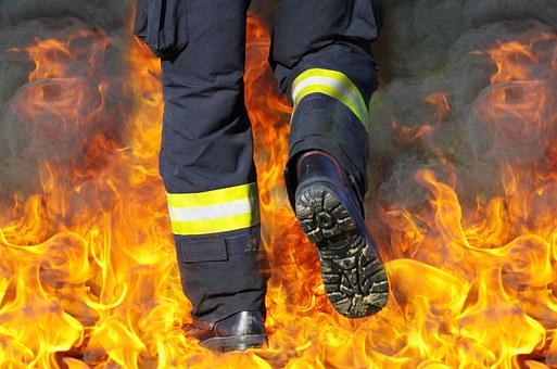 buty strażackie haix