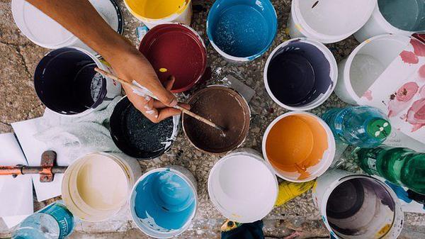 Jakość farby kredowej